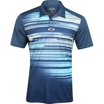 Oakley Provoking Shirt Polo Short Sleeve Apparel