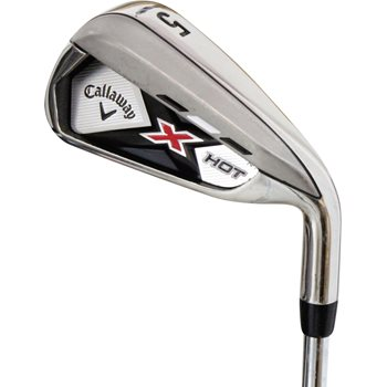 Callaway X Hot N14 Iron Individual Preowned Golf Club