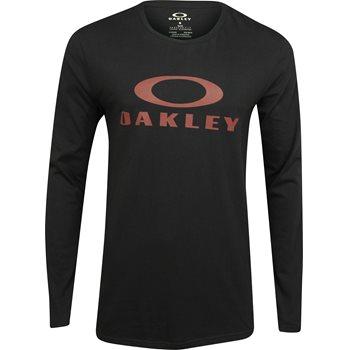 Oakley Bark Repeat L/S Shirt T-Shirt Apparel