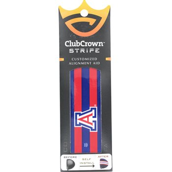 Club Crown Stripe Alignment Aid Putting Aids Golf Bag