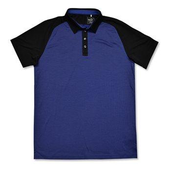 Puma Tailored Saddle Shirt Polo Short Sleeve Apparel