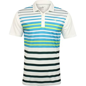 Puma SS Road Map Shirt Polo Short Sleeve Apparel