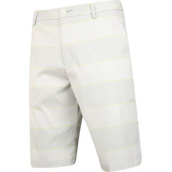 Puma Pattern Shorts Flat Front Apparel
