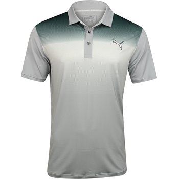 Puma Golf Tech Glow Shirt Polo Short Sleeve Apparel