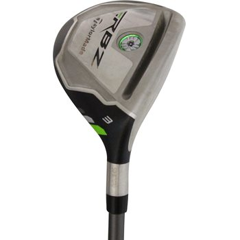 TaylorMade RocketBallz Black Rescue Hybrid Preowned Golf Club