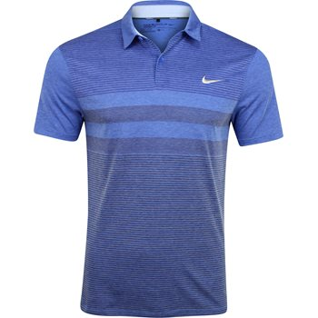 Nike MDN Fit TR Dry Stripe Shirt Polo Short Sleeve Apparel