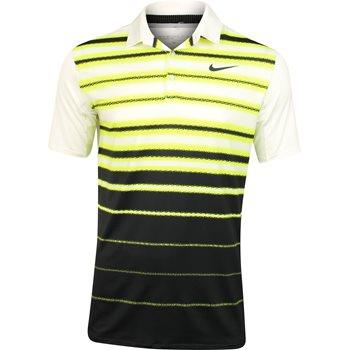 Nike Dri-Fit Mobility Fade Stripe Shirt Polo Short Sleeve Apparel