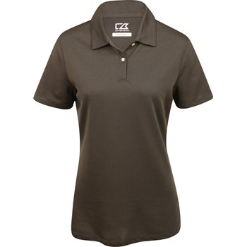 Cutter & Buck DryTec Elliot Bay Shirt Polo Short Sleeve Apparel