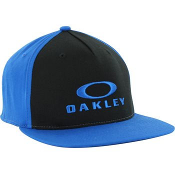 Oakley Silver 110 Flexfit Headwear Cap Apparel