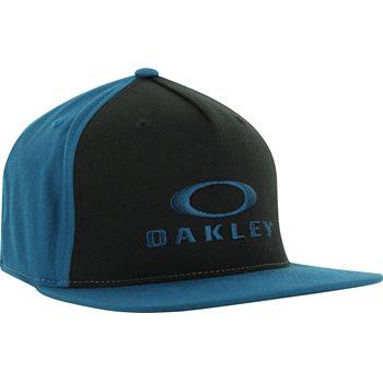 Oakley Silver 110 Flexfit Headwear Cap Apparel
