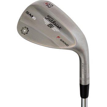 Titleist Vokey SM6 Raw F Grind Wedge Golf Club