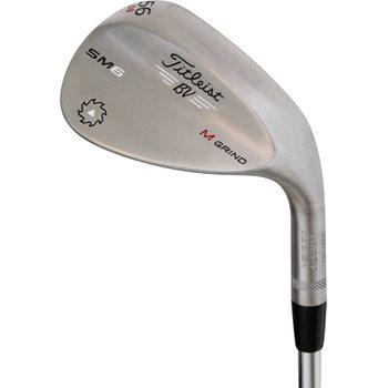 Titleist Vokey SM6 Raw M Grind Wedge Preowned Golf Club