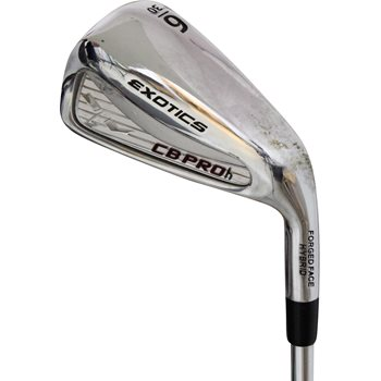 Tour Edge Exotics CB Pro H Iron Set Preowned Golf Club