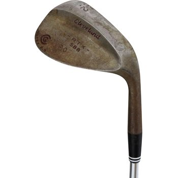 "Cleveland 588 RTX 2.0 Blade RTG Custom ""PO"" Wedge Preowned Golf Club"