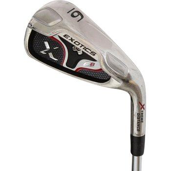 Tour Edge Exotics E8 Iron Set Preowned Golf Club