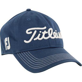 Titleist Contrast Stitch 2016 Headwear Cap Apparel