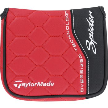TaylorMade Spider Oversized Technology OSCB Mallet Putter Headcover Accessories