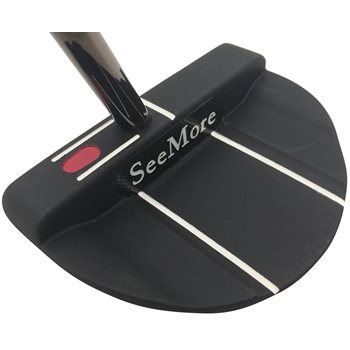 See More Si5 Black Putter Golf Club