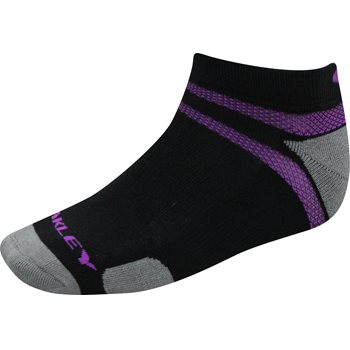 Oakley Golf 2 Pack Socks Ankle Apparel