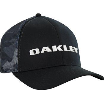 Oakley Tech Trucker Print Cap Headwear Cap Apparel