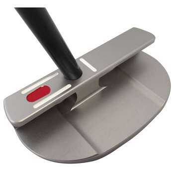 See More Precision Tour Milled 3 Platinum Putter Golf Club