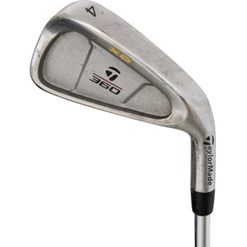 TaylorMade 360 XD Iron Individual Preowned Golf Club