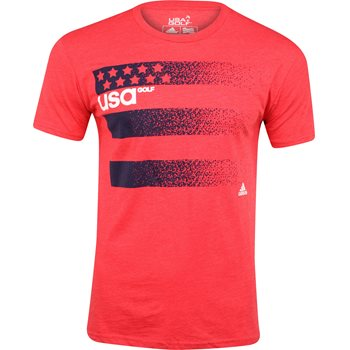 Adidas 3-Stripe Olympic Shirt T-Shirt Apparel