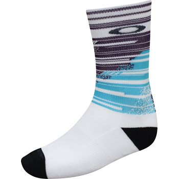 Oakley Crew Print Golf Socks Crew Apparel