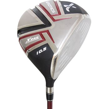 Tour Edge Exotics X-Rail Driver Preowned Golf Club