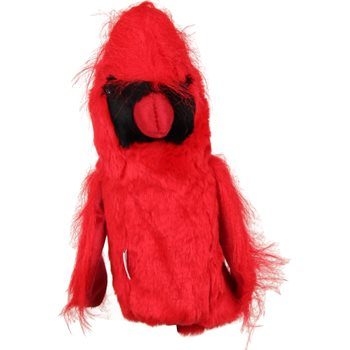 Daphne  Cardinal Headcover Accessories