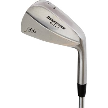 Bridgestone J33B BLADE Iron Individual Preowned Golf Club