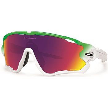 Oakley Limited Edition Green Fade Jawbreaker Sunglasses Accessories