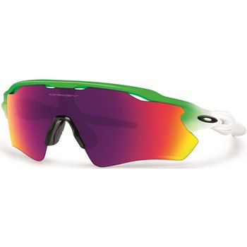 Oakley Limited Edition Green Fade Radar EV Path Sunglasses Accessories