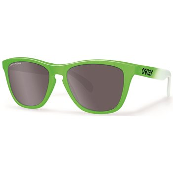 Oakley Limited Edition Green Fade Frogskins Polarized Sunglasses Accessories