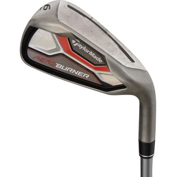 TaylorMade AeroBurner Combo Iron Individual Preowned Golf Club