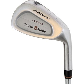 TaylorMade X-300 FCI Forged Iron Individual Preowned Golf Club