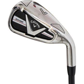 Callaway Edge Combo Iron Individual Preowned Golf Club