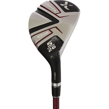 Tour Edge Exotics X-Rail Hybrid Preowned Golf Club