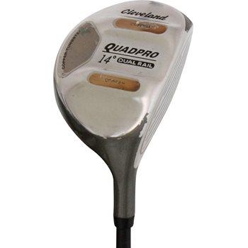 Cleveland QuadPro Dual Rail Fairway Wood Preowned Golf Club