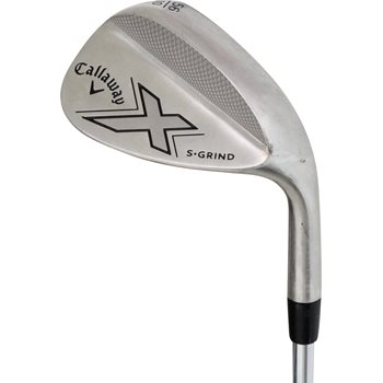 Callaway X-Series Brushed Chrome Wedge Preowned Golf Club