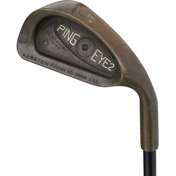 Ping Eye 2 + Beryllium Copper Iron Individual Preowned Golf Club