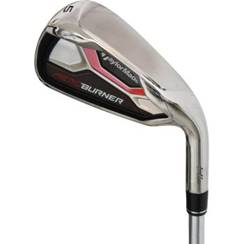 TaylorMade AeroBurner HL Iron Set Preowned Golf Club
