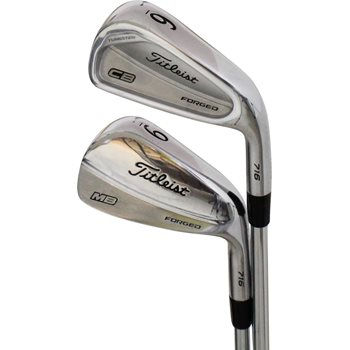 Titleist CB 716/MB 716 Combo Iron Set Preowned Golf Club