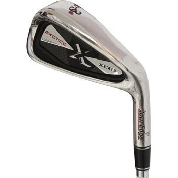 Tour Edge Exotics XCG-3 Iron Individual Preowned Golf Club