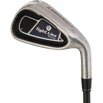 Adams Tight Lies 1014 Iron Set Preowned Golf Club