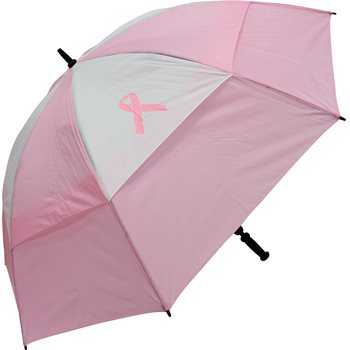 Devant Pink Ribbon Wind Vent Umbrella Accessories