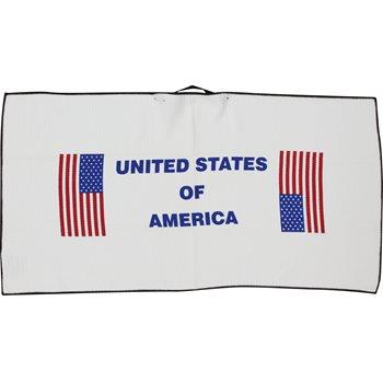 Devant USA Waffle Weave Towel Accessories
