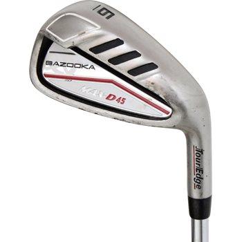 Tour Edge Bazooka Max-D45 Iron Set Preowned Golf Club