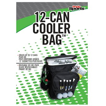 Pride 12-Can Cooler Bag Coolers Accessories