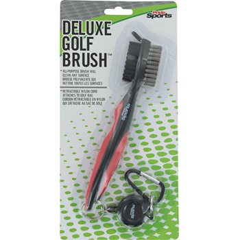 Pride Deluxe Golf Brush Tools Accessories